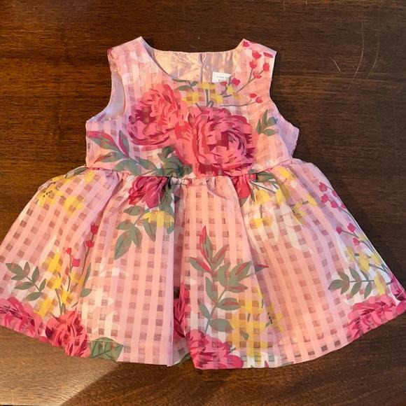 The Children's Place Size 0-3 M Summer Dress